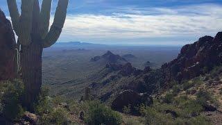Wickenburg (AZ) United States  City new picture : Summit hike to Vulture Peak - Wickenburg Arizona