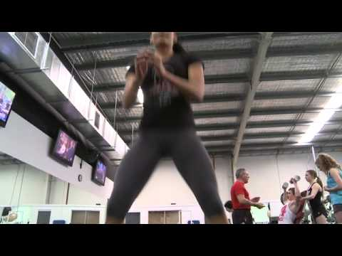 High Intensity Circuit Workout | Janet Kane | S6 E19 - Part 1 MUSCLE TV