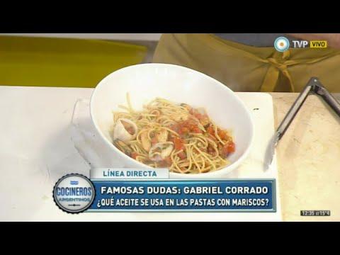 Cómo hacer salsa romesco y de frutos de mar