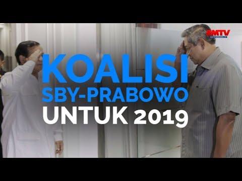 Koalisi SBY-Prabowo Untuk 2019