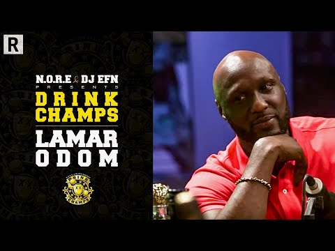Lamar Odom Talks Kobe Bryant, Khloe Kardashian, The LA Lakers, Clippers & More | Drink Champs
