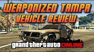 Today's video is a quick review of the new weaponized Tampa available now from the gunrunning DLC.
