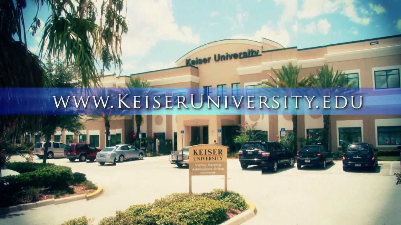 Keiser University 30 Second TV Commercial