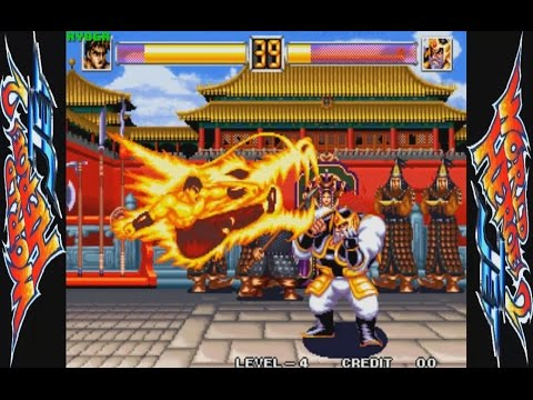 world heroes 2 jet neo geo review