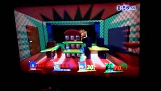 Super Smash Bros. for Wii U Cheating