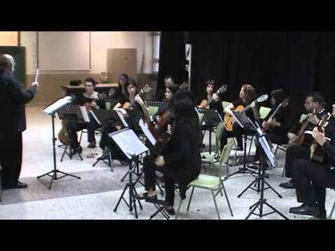 Sevilla – I. Albéniz – UAM Guitar Ensemble