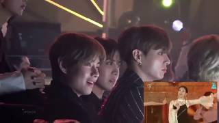Video BTS reacting to girl groups (BLACKPINK,TWICE, MOMOLAND, MAMAMOO, REDVELVET..and more) MP3, 3GP, MP4, WEBM, AVI, FLV September 2019