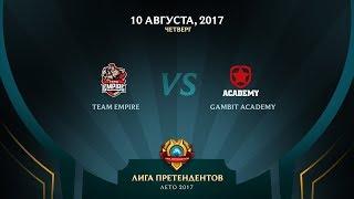 EMP vs GMB - Неделя 7 День 1 Игра 2 / LCL