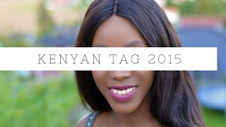 My Updated Kenyan Tag !