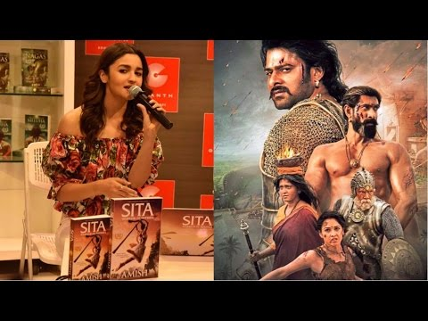 Alia Bhatt Reaction On Super Success Of Bahubali 2 | Bahubali 2 Is Rockster