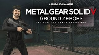 Video Metal Gear Solid: GZ Angry Review MP3, 3GP, MP4, WEBM, AVI, FLV November 2018