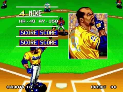 Baseball Stars 2 Neo Geo