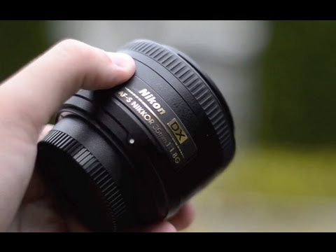 Lens Review: Nikon DX 35mm 1.8G