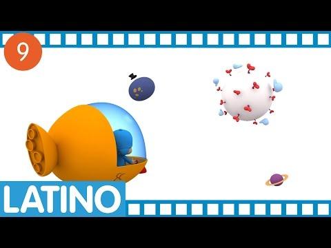 Pocoyó en español para América Latina - Temporada 01 Ep.33-36