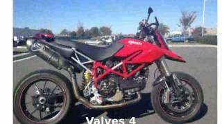 4. 2008 Ducati Hypermotard 1100 S - Walkaround, Info