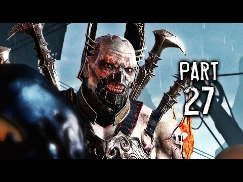 theradbrad - Middle Earth Shadow of Mordor Walkthrough Gameplay Part 27 includes Mission 23: The Rescue and a Review of the Story for PS4, Xbox One, PS3, Xbox 360 and PC in 1080p HD. This Middle Earth ...