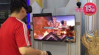 Видео к игре Lineage 2: Revolution из публикации: Демонстрация Lineage 2: Revolution VR