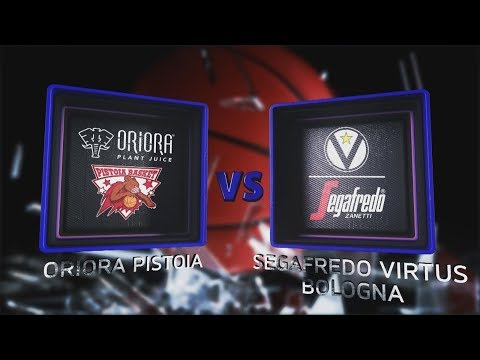 Virtus, gli highlights del match contro Pistoia
