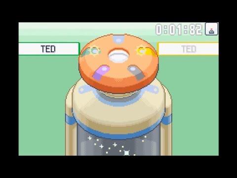 Pokemon FireRed and Emerald: Berry Crush