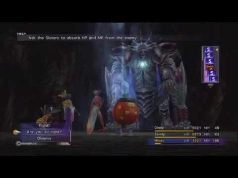 Final Fantasy X HD – P58, Ultima Weapon
