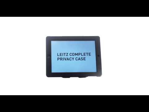 Leitz Complete Privacy Case