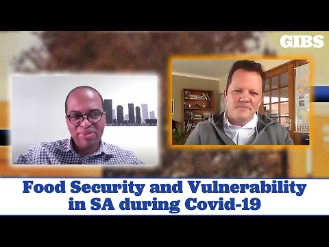 Food Security and Vulnerability in SA during Covid-19
