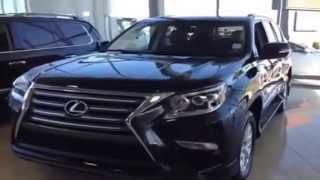 2014 Black Lexus GX 460 Premium Review