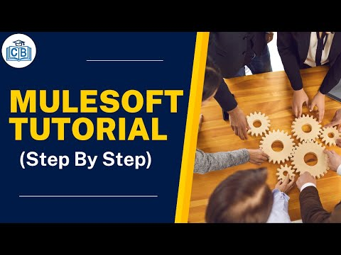 MuleSoft Tutorial For Beginners 2018 (Step By Step Tutorial)