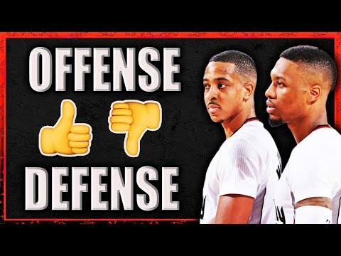 Portland's Double-Edged Sword: Can Dame and CJ Win them a Championship? (видео)