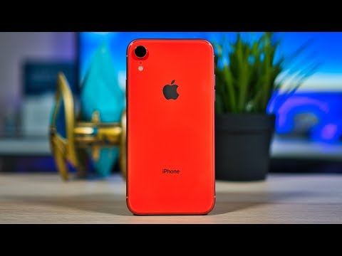 iPhone XR Review - The BEST iPhone EVER?
