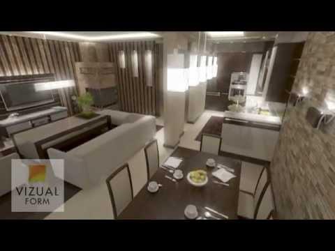 wohnzimmer private 4rum. Black Bedroom Furniture Sets. Home Design Ideas