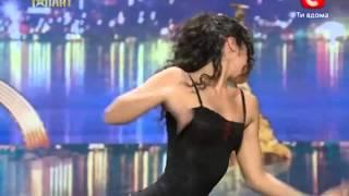 Para taneczna Duo Flame występuje w ukraińskim Mam Talent i zachwyca cały świat swoim niezwykłym tańcem!