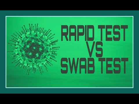 RAPID TEST vs SWAB TEST| ANONG PAGKAKAIBA | EP17