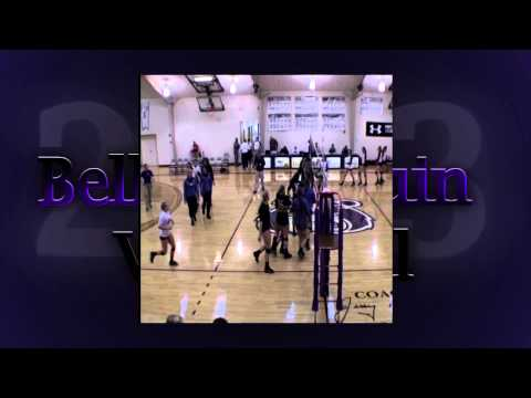 2013 Bellevue University Volleyball - Coach Recap