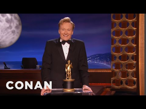 Awards - Our award show is specially designed to honor our super-talented audience. More CONAN @ http://teamcoco.com/video Team Coco is the official YouTube channel of late night host Conan O'Brien,...