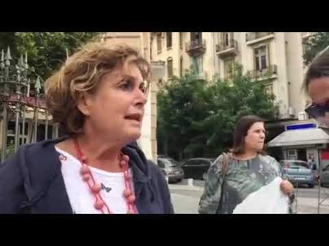 Video - ΤΩΡΑ: Διαμαρτυρία εκπαιδευτικών στο ΥΜΑΘ (VIDEO)