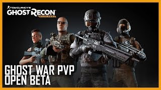 Ghost Recon Wildlands: Ghost War Free Update and Open Beta Weekend