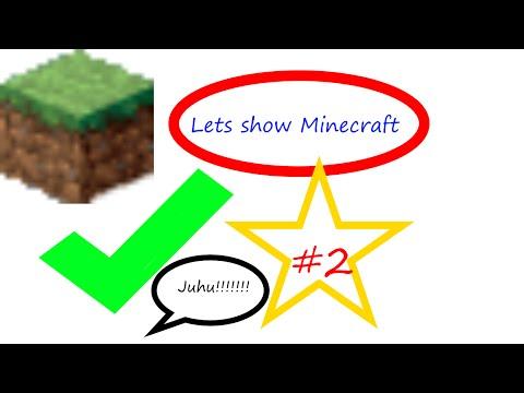 Lets show Minecraft#2 Mein eigenes Texturenpaket