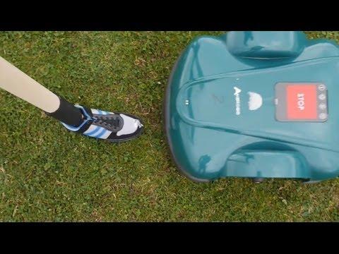 Rasenroboter im Test - Einer zerschreddert Schuhe!