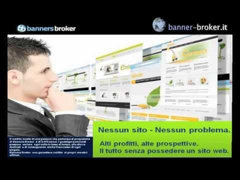 Presentazione Cos'è e come funziona Banners Broker