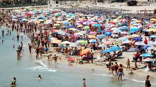 Alicante - Costa Blanca Spain  City pictures : La Zenia Beach, Costa Blanca, Alicante, Spain
