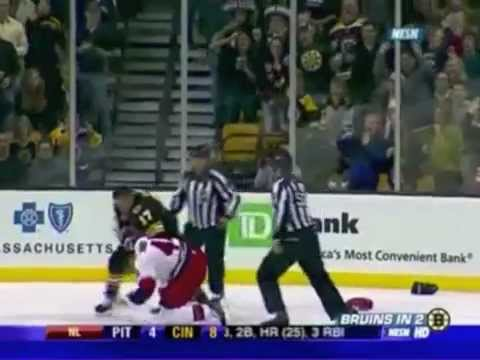 Milan Lucic - fights