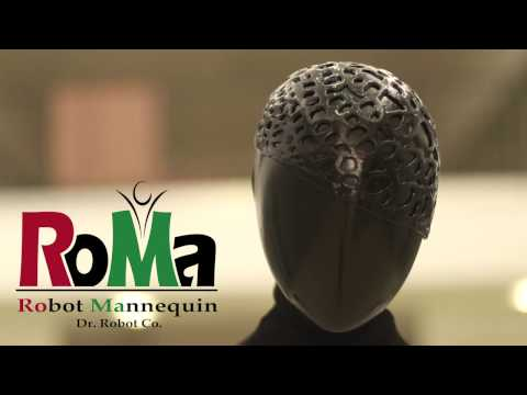 RoMa; The Robot Mannequin