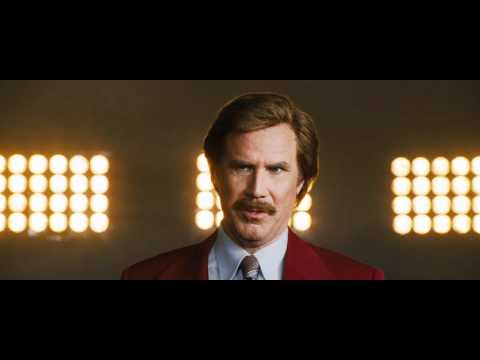 0 Anchorman 2: The Legend Continues   Official Trailer | Video