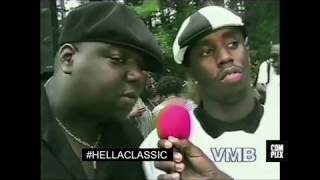Biggie & Puff Daddy Interview and Performance at the Outkast Picnic in Atlanta - 1994
