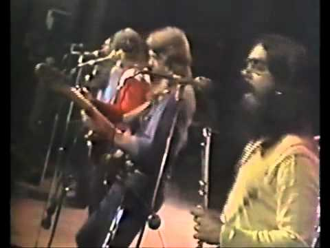 The Marshall Tucker Band 1973  –  Can't You See Live