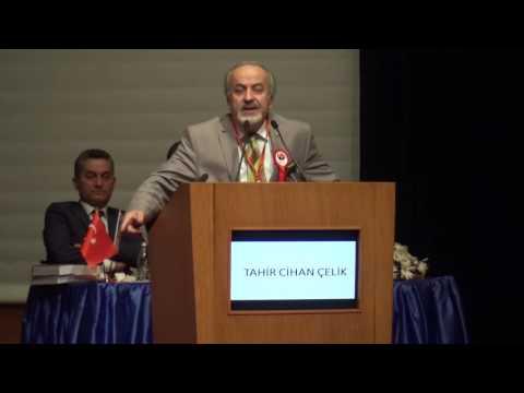 BMMG Grubu Adına Sn.Tahir Cihan Çelik'in Genel kurul konuşması