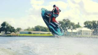 6. The 2017 Sea Doo Spark Trixx is a Dirtbike for the Water