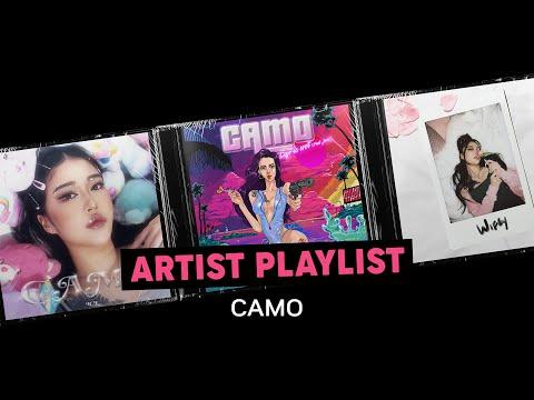 CAMO (카모) PLAYLIST  발매 음원 전곡 듣기