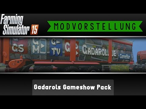 Gadarols game show set v1.1